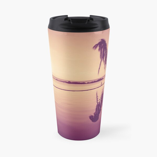 Paradise sunset Thailand Travel Mug