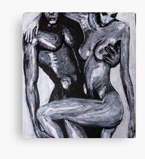 drop dead casanova Canvas Print
