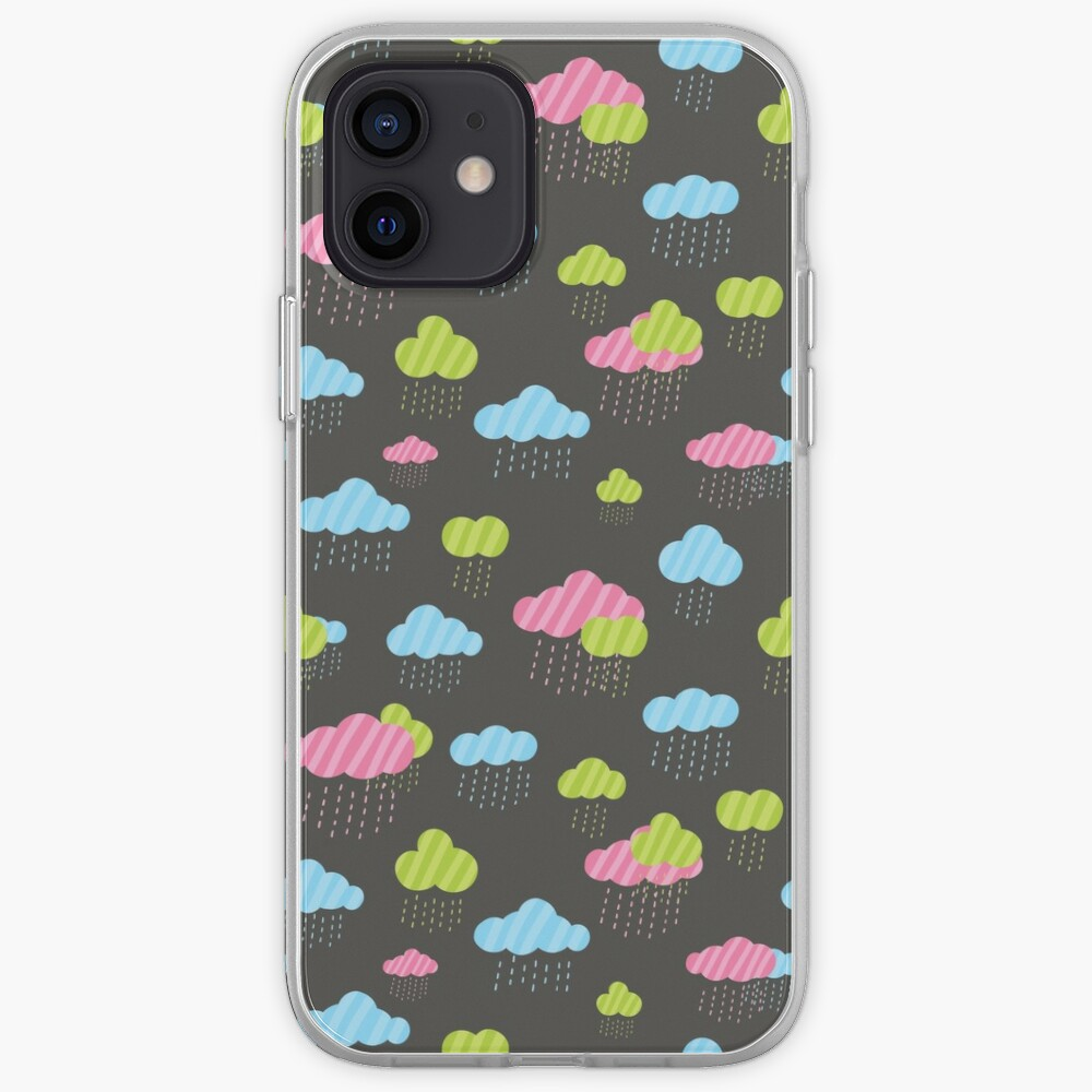 Rainy Clouds iPhone Case & Cover