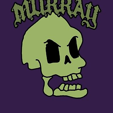 Murray! The laughing skull by Relderf