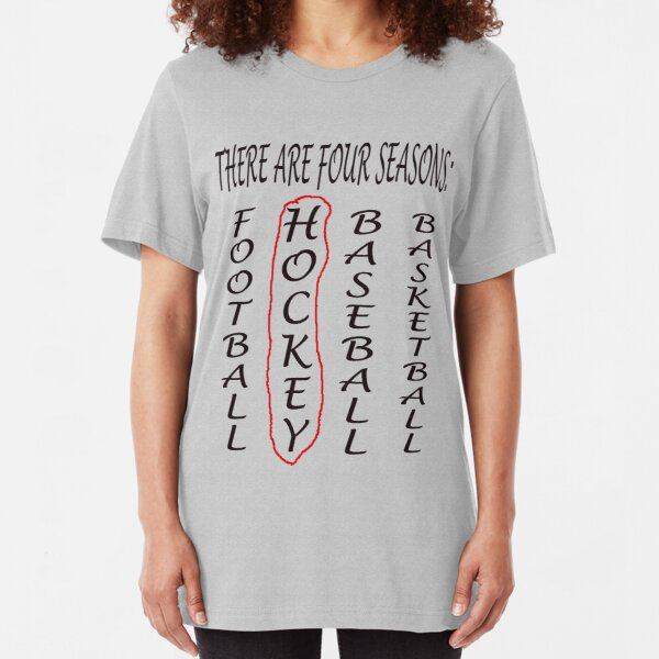 THERE ARE FOUR SEASONS Slim Fit T-Shirt