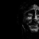 I do love making portraits.  by alan shapiro