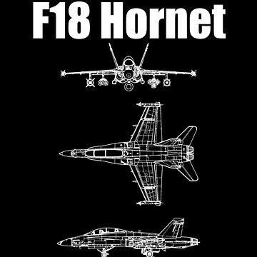 F-18 Hornet Aircraft by kudostees