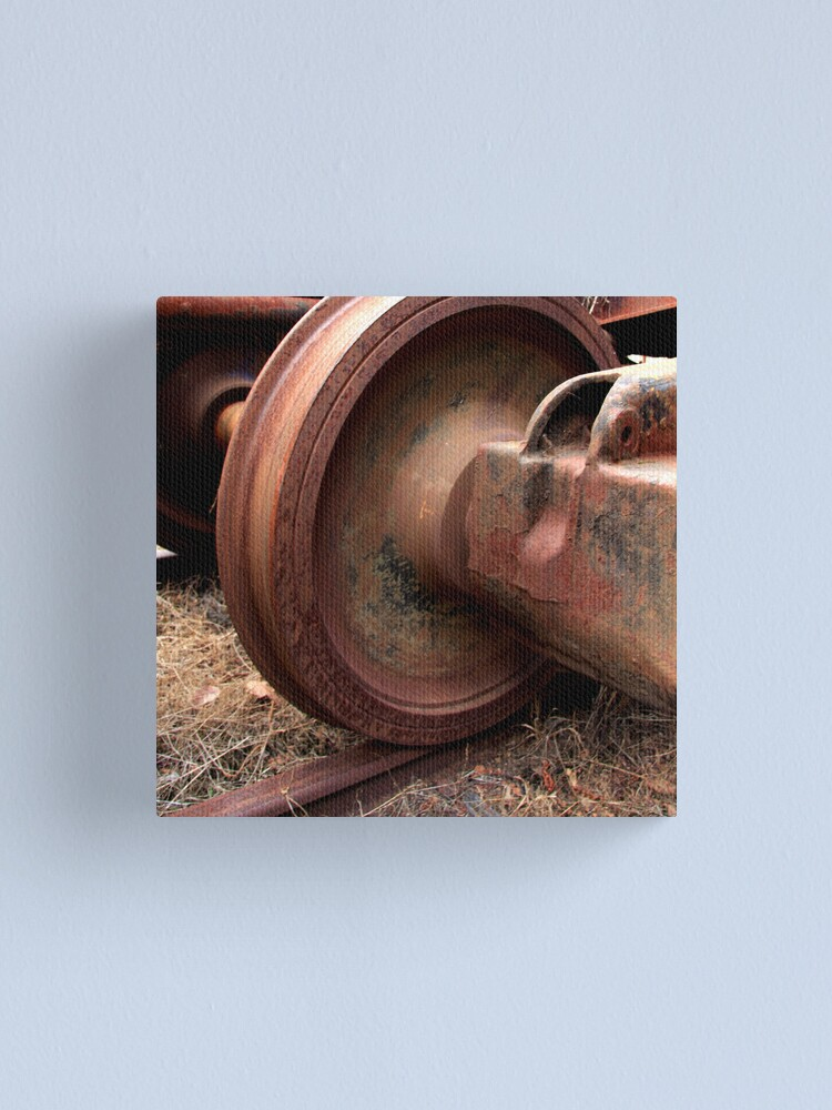 Alternate view of Wheel Canvas Print