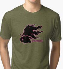 Pokémon Dovahkiin - Megamawile Tri-blend T-Shirt