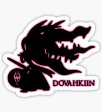 Pokémon Dovahkiin - Megamawile Sticker
