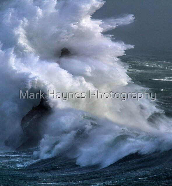 """""""Maelstrom In White"""" by Mark Haynes Photography"""