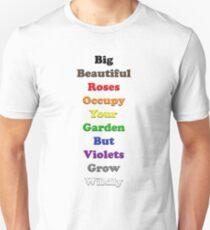 Resistor Code 18 - Big Beautiful Roses... T-Shirt