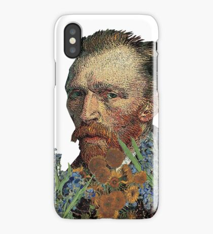 van Gogh Mashed iPhone Case