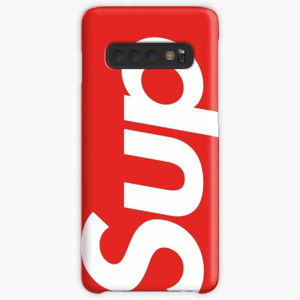 bape sup esket Samsung Galaxy Snap Case