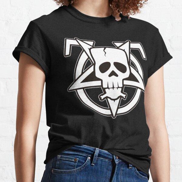 FrankenSkull Hellion logo Classic T-Shirt