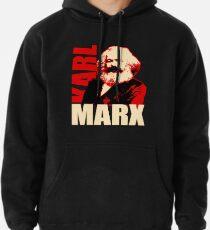 Karl Marx Sozialistisches T-Shirt Hoodie