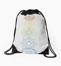 Chakra Mandale Drawstring Bag