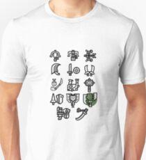 Switch Axe Unisex T-Shirt
