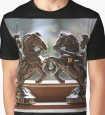 Chess Tournament Graphic T-Shirt