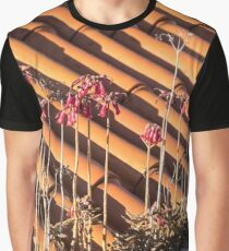 Unexpected Garden - the Incredible Adaptive Powers of Aloe Maculata Graphic T-Shirt
