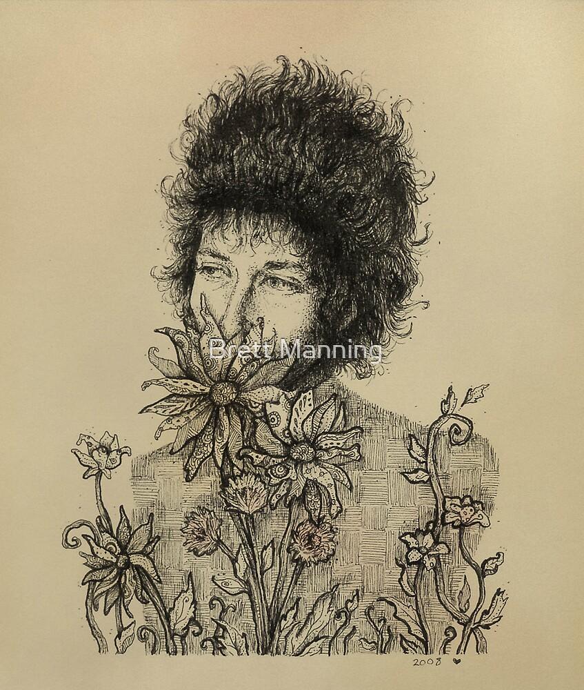 flower by Brett Manning