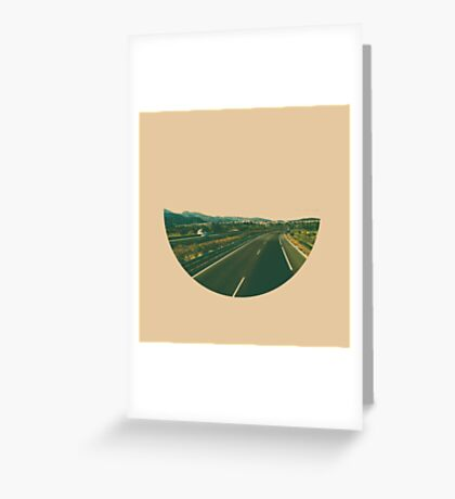 Skyless Composition | Seven Greeting Card