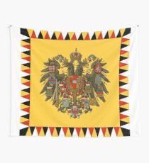 Austria Hungary Imperial Standard Wall Tapestry