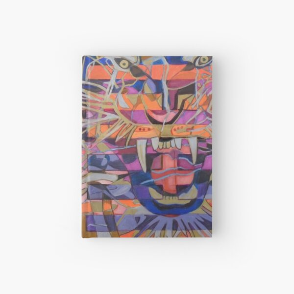 Hexagram 21-Shih Ho (Biting Through) Hardcover Journal