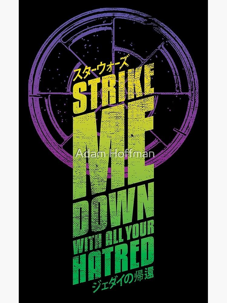 Strike Me Down Palpatine