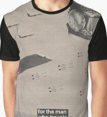 Fighter Flight Graphic T-Shirt