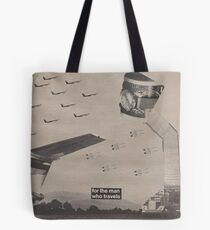 Fighter Flight Tote Bag