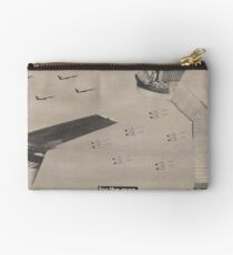 Fighter Flight Studio Pouch