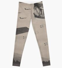 Fighter Flight Leggings