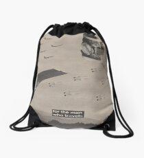 Fighter Flight Drawstring Bag