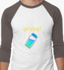 Got slurp? Men's Baseball ¾ T-Shirt