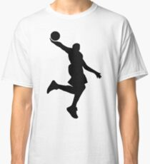 Basketball Dunk Classic T-Shirt