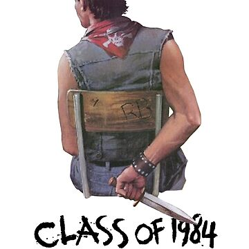Class Of 1984 (Design 2) by RobC13