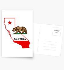 KALIFORNIEN, Bundesstaat Kalifornien Postkarten