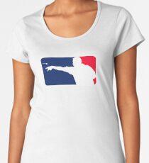 League Darts Women's Premium T-Shirt
