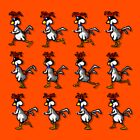 Chicken Run by Antony Ward