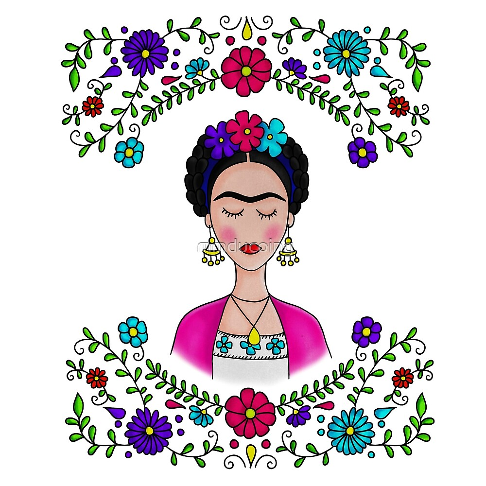 Frida Kahlo by mmducoing