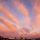Perth City Skyscape by Andreas Koepke