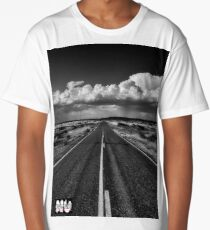 Never Let The Journey End...... Long T-Shirt
