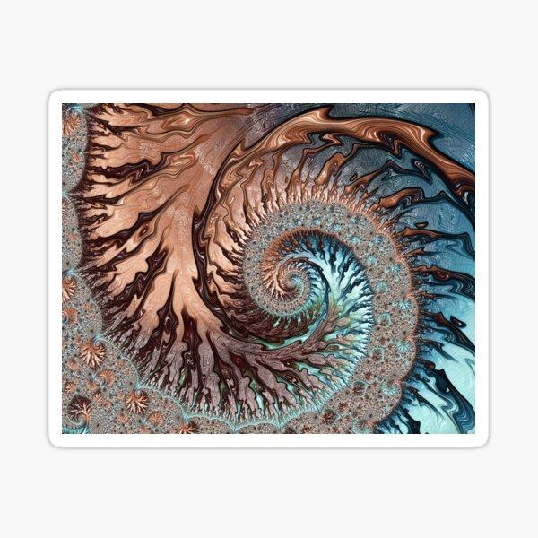 Sandwave Sticker