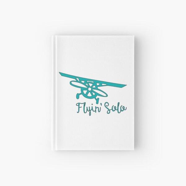 Flyin' Solo Hardcover Journal