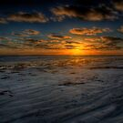 Sunset Glory by Steven Maynard