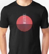 1984 Auslaufen Slim Fit T-Shirt