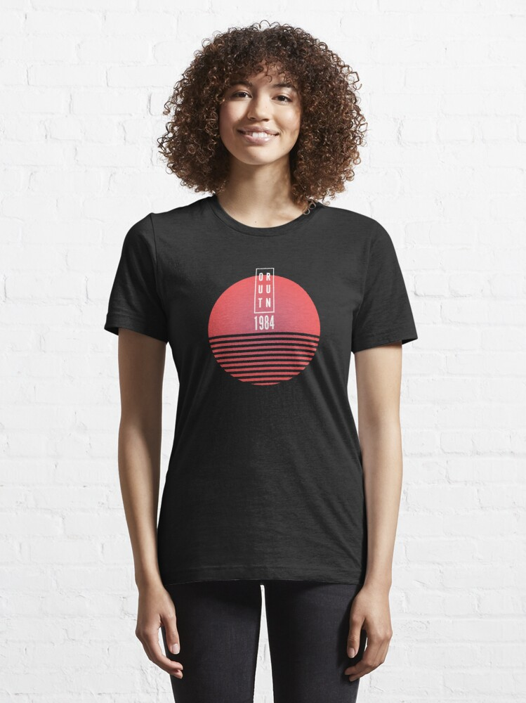 Alternate view of 1984 OUTRUN Essential T-Shirt
