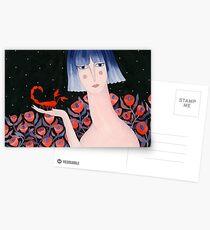 Zodiac - Scorpio Postcards