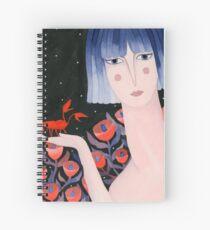 Zodiac - Scorpio Spiral Notebook