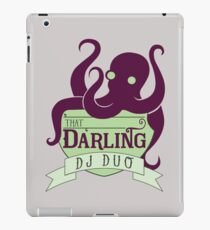 That Darling DJ Duo iPad Case/Skin