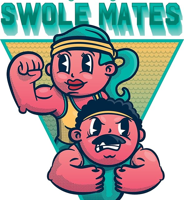 Forever Swole Mates by Jesse Nickles
