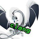 «metal dragon of clang, un frontend familiar de lenguaje C para LLVM» de UnitShifter