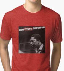 A Love Supreme - John Coltrane Tri-blend T-Shirt